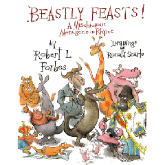 Beastly Feasts: A Mischievous Menagerie in Rhyme