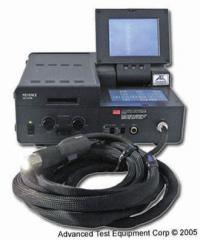 Digital Microscope with a Built-In Monitor