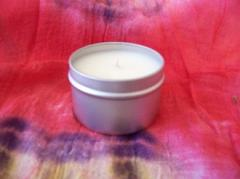 Tin Soy Candle 8 OZ.