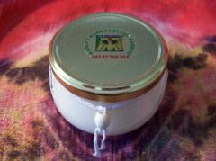 Round Jar Soy Candle / 11 OZ.