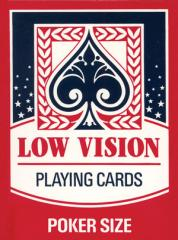 "Low Vision ""New Sight"" Poker"