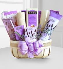 Fields of Lavender for Mom Gift