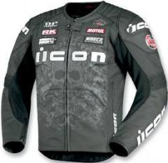 Icon Men's Overlord Prime Hero Leather