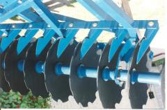 Lift-type offset Disc Harrow