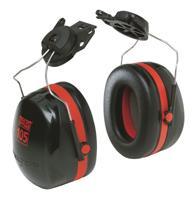 H10P3E Extreme Performance Earmuffs W/Helmet Attachment