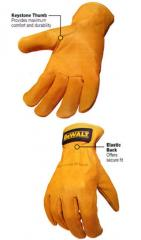 DeWalt DPG31 - Premium Grain Cowhide Driver Glove