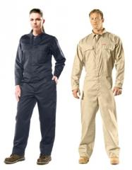 Benchmark FR 4014FR Feather Weight Coverall