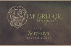 2009 Sereksiya Wine