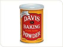 Davis Baking Powder