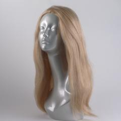 Lace Front Silky Mono Top Wigs