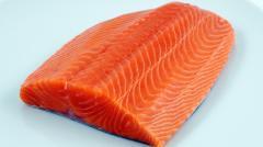 Troll Caught Wild King Salmon