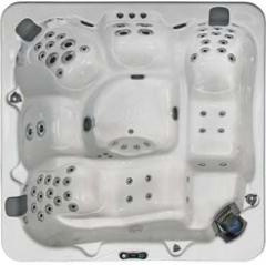 Coleman 5 Person Dual Lounger Spa