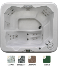 Coleman 5 Person Lounger Spa
