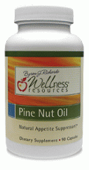 Pine Nut Oil Supplement