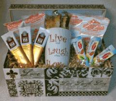 Coffee & Tea Gift Basket