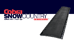 Cobra® Snow Country™ Advanced Exhaust Vent for