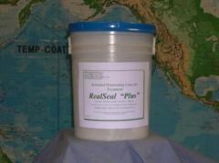 Real Seal PLUS activated penetrating concrete