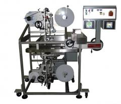 350B Bottom & Top Labeling System
