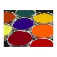 Organic and Inorganic Pigments