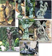 Brass Designer Fountains