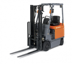 Toyota 7FBCU Electric Forklift