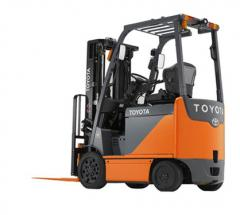 Toyota 8-Series 4-wheel Electric Forklift