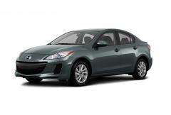 Mazda Mazda3 i Grand Touring Sedan Car