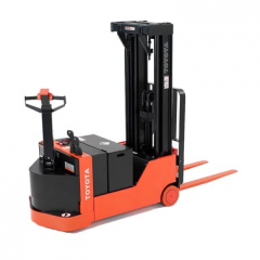 Toyota's Electric Walkie Stackers Lift Truck