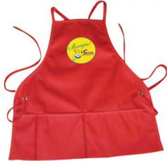 2-Pocket Gourmet Style Apron
