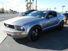 2007 Ford Mustang 2dr Coupe V6 Car