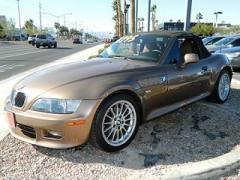2001 BMW Z3 2dr Roadster 3.0i Car