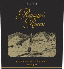 Wine 2006 Takler Cabernet Franc