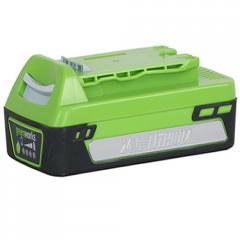 Greenworks 24-Volt, 4Ah Lithium-Ion Battery