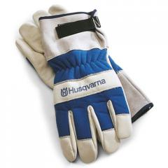 Husqvarna Heavy Duty Leather Work Gloves