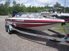 2006 Skeeter SL210 Bass Boat