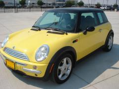 2003 MINI Cooper Car