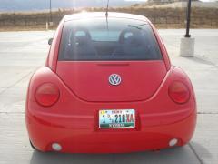 2001 Volkswagen New Beetle GLS Car