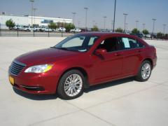 2012 Chrysler 200 LX Car