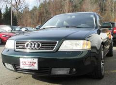 2001 Audi A6 2.7T Car