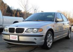 2003 BMW 3-Series 325i Sedan Car