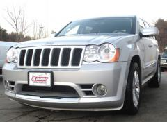 2010 Jeep Grand Cherokee SRT8 4WD SUV