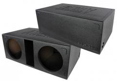 "SPL Vented Enclosures - 15"" DUAL VENTED SPL"