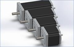 Brushless Nema 34/Metric 86 Series Motors