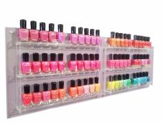 Traditional - Clear Nail Polish Rack