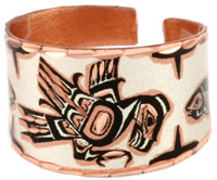 Native Eagle Rings RN-4