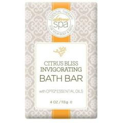 DōTERRA® Citrus Bliss Invigorating Bath Bar