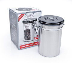 Friis Air-Tight Coffee Storage Canisters
