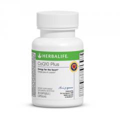 Herbalife CoQ10 Plus Softgel Dietary Supplement