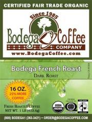 French Roast-Organic Coffee