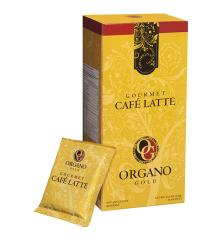 Gourmet Latte Coffee